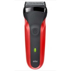 BRAUN 300 TS Series 3 Gift Edition Red
